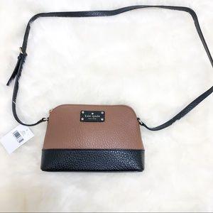 Beautiful leather Kate spade bag